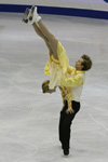 Photo of Jennifer WESTER / Daniil BARANTSEV
