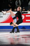 Photo of Rena INOUE / John BALDWIN