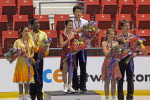 Photo of the Dance Podium