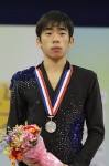 Photo of Nobunari ODA - Silver Medal