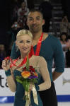 Photo of Aliona SAVCHENKO / Robin SZOLKOWY - Gold Medal