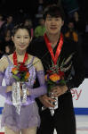 Photo of Dan ZHANG / Hao ZHANG - Silver Medal