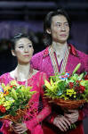 Photo of Qing PANG / Jian TONG - Bronze Medal