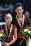 Photo of Wenjing SUI / Cong HAN - Gold Medal