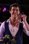 Photo of Patrick CHAN - Gold Medal