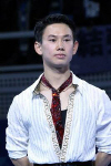 Photo of Patrick CHAN - Silver Medal