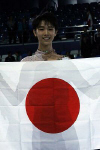 Photo of Yuzuru HANYU - Gold Medal