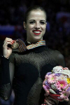 Photo of Carolina KOSTNER - Bronze Medal