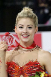 Photo of Gracie GOLD - Silver Medal