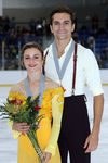 Photo of Marie-Jade LAURIAULT / Romain LE GAC - Bronze Medal